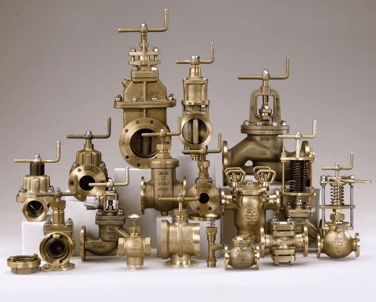 Классификация промышленной трубопроводной арматуры